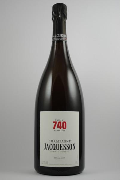 Jacquesson Cuvée 740 Magnum